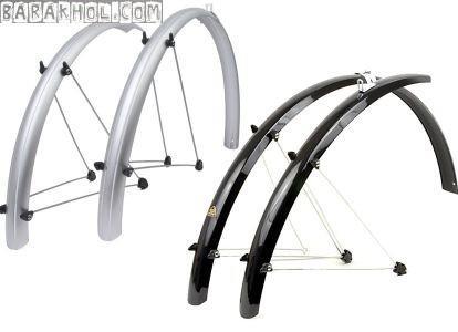 Длинные велосипедные крылья