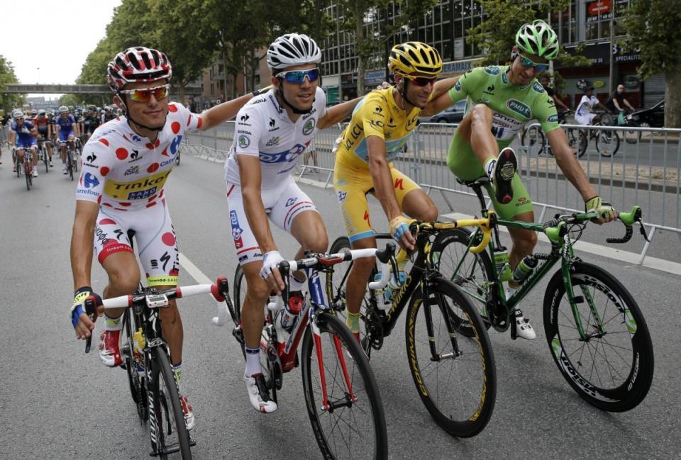 велоспринтеры