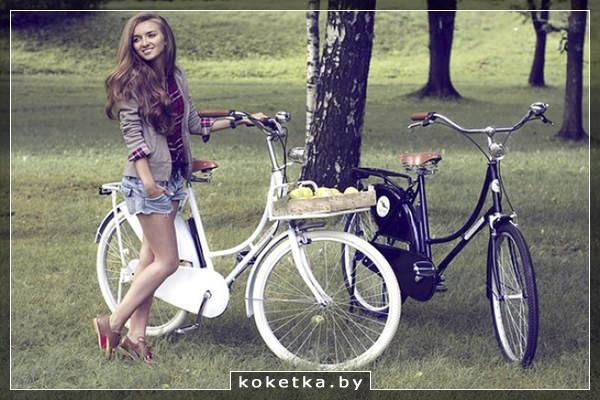 Велосипед полезен для профилактики варикоза