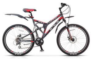 Складной горный велосипед STELS Challenger Disc