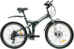 Складной горный велосипед WELS 26 Сomfort Сlassic