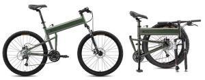 Складной горный велосипед Montague Paratrooper