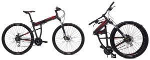Складные велосипед CRONUS Soldier 1.5 29er