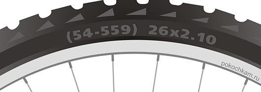MTB wheel size
