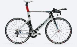 Скоростной шоссейный велосипед Cube