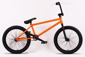 велосипед BMX для любителей трюков