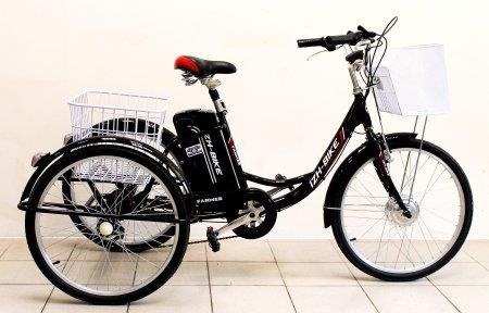 Электрический велосипед Иж-Байк Фермер