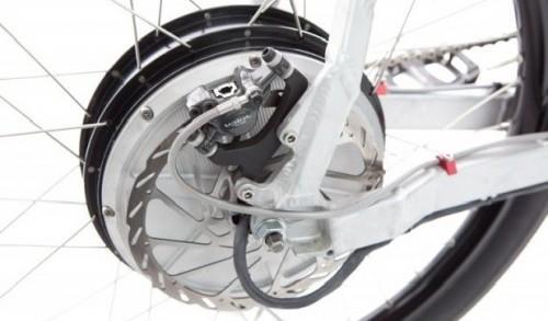 электропривод для велосипеда фото 1