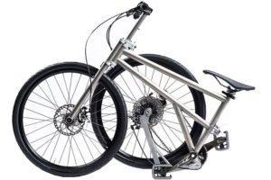 складывающийся велобайк Helix