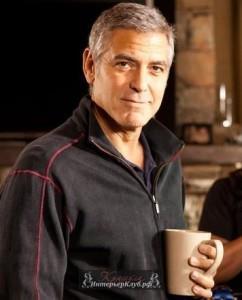 Джорж Клуни проводит экскурсию по своему дому... Смотрите на сайте - Дома звезд!
