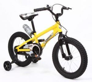 велосипед с ручкой для детей