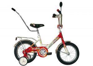 как выбрать двухколесный велосипед с ручкой