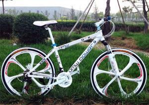 Велосипед на литых дисках BMW Power white DEORE