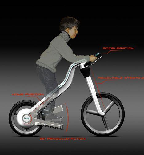 велосипед-тренажёр Taurus