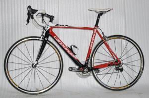 шоссейный велосипед cannondale six