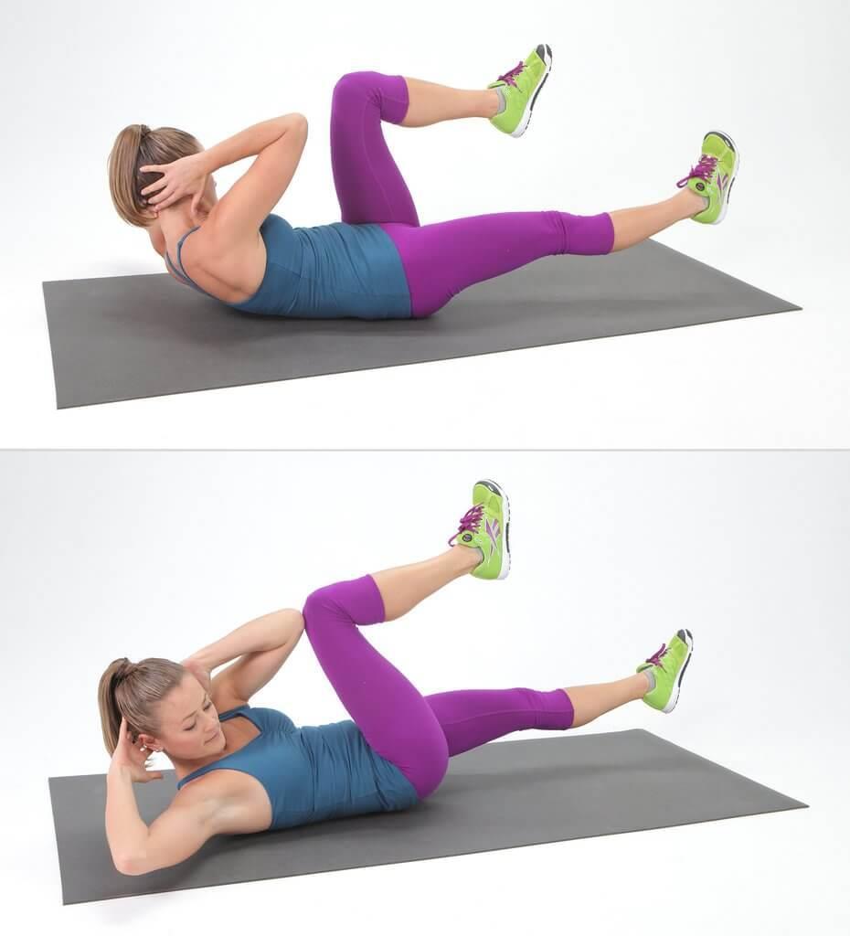 Правильная техника выполнения упражнения