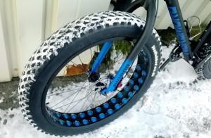 Зимние покрышки для велосипеда