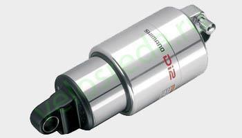 Воздушно-маслянный задний амортизатор