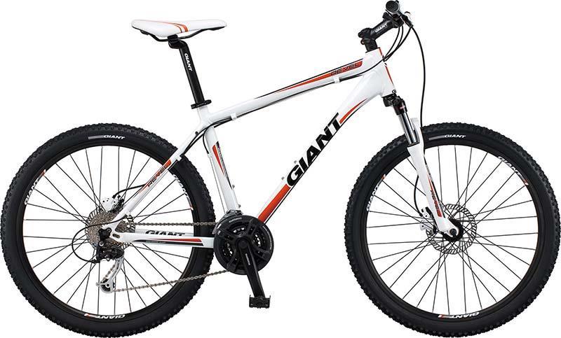 Дешёвый горный велосипед Giant Revel 1