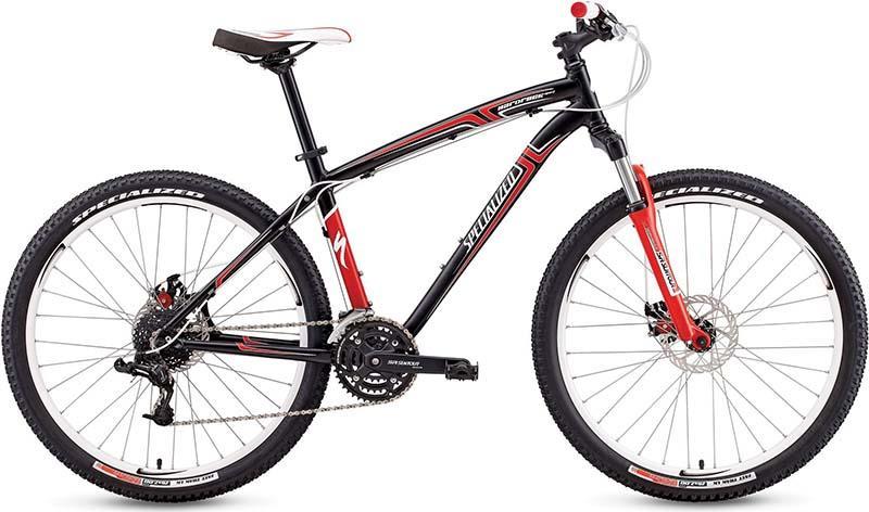 Самый лучший недорогой горный велосипед Specialized Hardrock 26