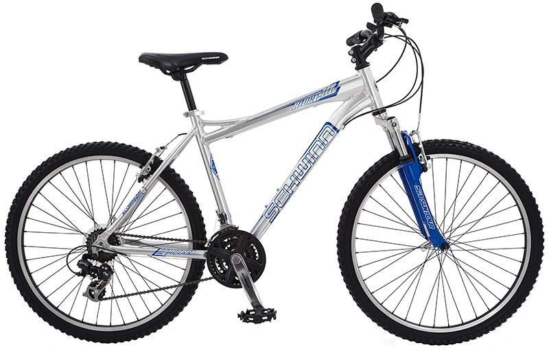 Недорогой женский горный велосипед Schwinn Ridge AL