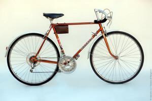 велосипед для туристических поездок ХВЗ 153-411
