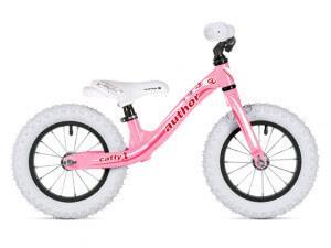 детский двухколесный велосипед author catty