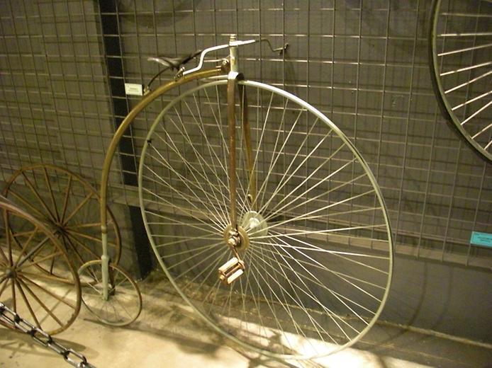Обычный велосипед
