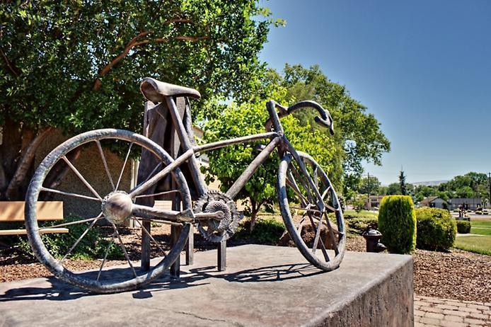История велосипеда