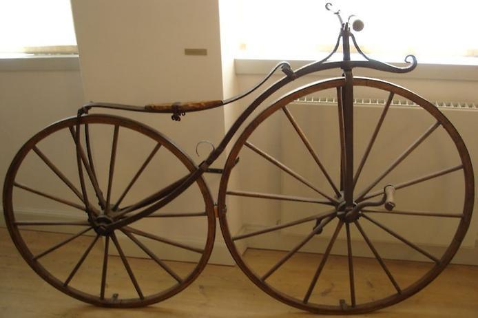Велосипед Лалмана