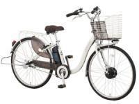 городской велосипед с электроприводом