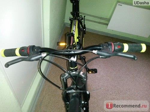 Горный скоростной велосипед next 26, фото