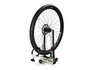 Станок для бортировки велосипедного колеса