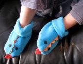 Как правильно выбрать ребенку домашние тапочки?
