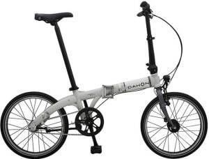 """Складной велосипед DAHON Vybe C3 20"""" с планетарной втулкой"""