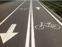 разметка для велосипедистов