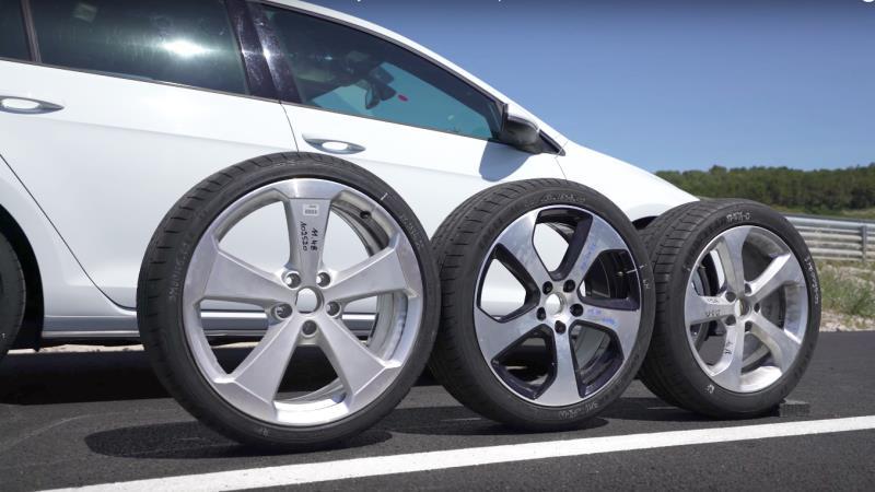 Вот как разного размера колеса влияют на производительность автомобиля