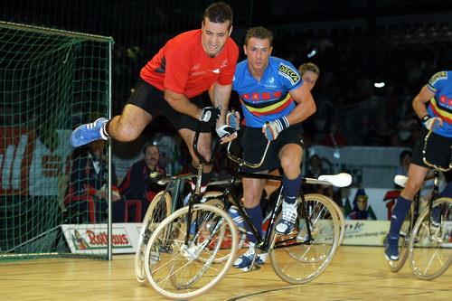 велофутбол