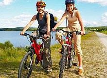Катание на велосипеде и калории: можно ли похудеть?