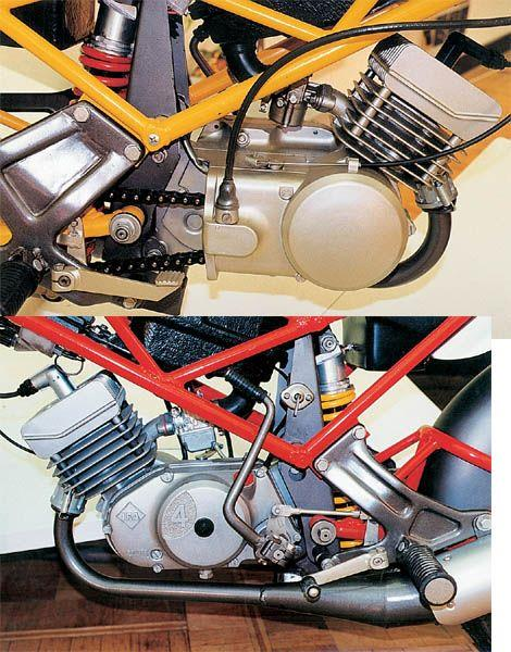 Моторы МотоБекан