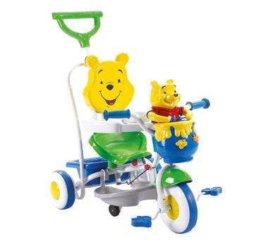 Детский велосипед с монолитными колесами Geoby SR 65 WR