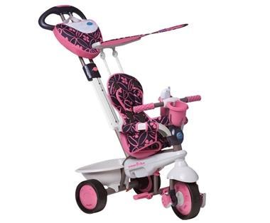 Детский велосипед повышенной комфортности Smart Trike Dream Touch Steering