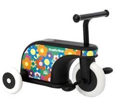 Велосипед Italtrike 3200 La Cosa 2: монолитное сидение с корзиной внутри