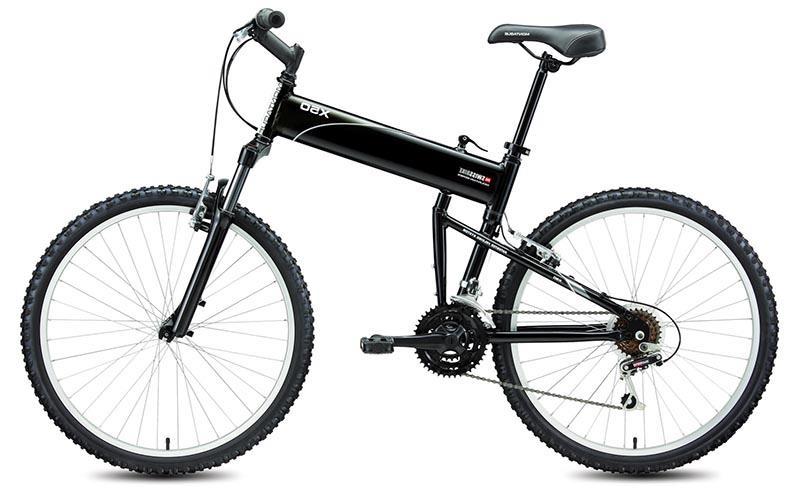 Горный складной велосипед Montague Swiss Bike X50