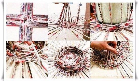 Как сделать цветы из газет видео - Sort-metall.ru