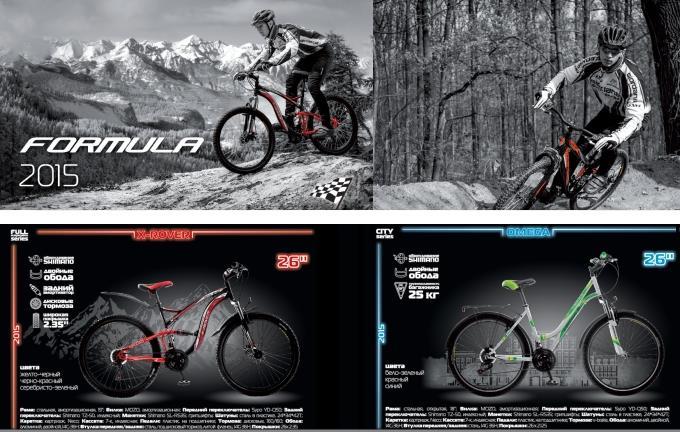Купить велосипед FORMULA