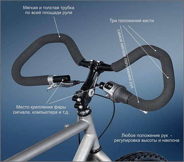 Руль велосипедный