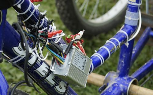Чертежи трех колесного велосипеда без мотора