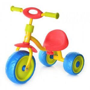 трехколесный беговел для ребенка от 1 года