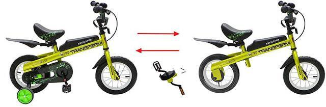 двухколесный беговел велосипед для ребенка от 3 лет